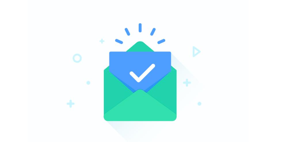 ارسال ایمیل تایید پس از پرکردن فرم در سایت