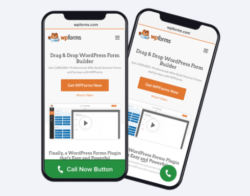 add clickable phone numbers in wordpress 02 - نحوه افزودن دکمه کلیک برای تماس در وردپرس (مرحله به مرحله)