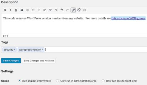 add custom code in wordpress 03 - نحوه افزودن کد به قالب سایت در وردپرس - بهترین و آسانترین روش
