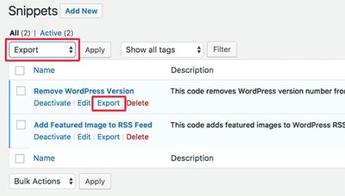 add custom code in wordpress 05 - نحوه افزودن کد به قالب سایت در وردپرس - بهترین و آسانترین روش