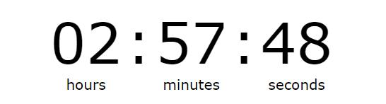 best countdown plugins for wordpress 04 - بهترین افزونه تایمر شمارش معکوس برای وردپرس