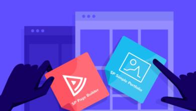 best drag and drop page builders for wp shakhes 390x220 - بهترین صفحه ساز وردپرس - بررسی 6 افزونه سایت ساز برتر