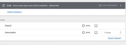 how to ab split testing in wordpress using google analytics 11 - نحوه انجام تست تقسیم A/B در وردپرس با استفاده از Google Optimize