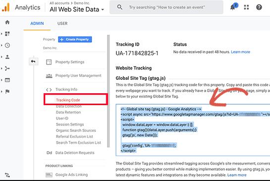 how to install google analytics in wordpress 12 - آموزش نصب گوگل آنالیتیکس - Google Analytics در وردپرس