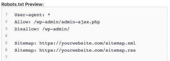 optimize wordpress robots txt for seo 03 - بهینه سازی فایل robots.txt برای بهبود سئو در وردپرس