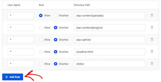 optimize wordpress robots txt for seo 04 - بهینه سازی فایل robots.txt برای بهبود سئو در وردپرس
