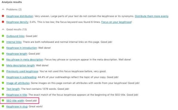 page titles for seo 03 - آموزش سئو | انتخاب عنوان مناسب برای پست در سایت