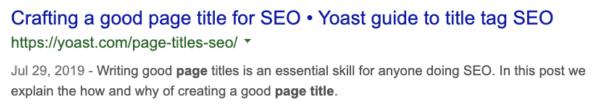 page titles for seo 04 - آموزش سئو | انتخاب عنوان مناسب برای پست در سایت