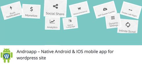 best plugins to convert wordpress site to mobile app 03 - بهترین افزونه برای تبدیل سایت به اپلیکیشن - ساخت برنامه برای سایت