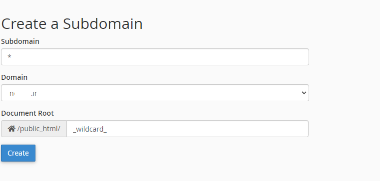 install and setup wordpress multisite network 02 - آموزش نصب چند سایت در یک هاست با یک فایل وردپرس