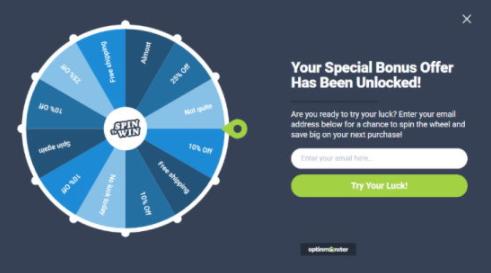 wordpress spin a wheel coupon 03 - آموزش ساخت گردونه شانس در وردپرس برای تخفیف
