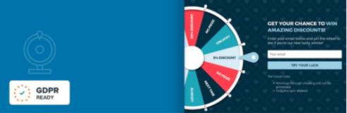 wordpress spin a wheel coupon 05 - آموزش ساخت گردونه شانس در وردپرس برای تخفیف