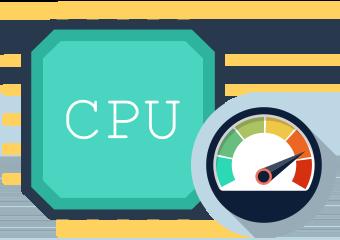 cpu ssd - تفاوت سرور مجازی SSD با سرور مجازی HDD