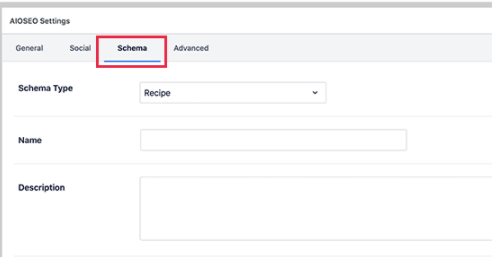 add schema markup in wordpress and woocommerce 08 - نحوه افزودن اسکیما در وردپرس و ووکامرس