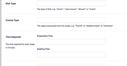 add schema markup in wordpress and woocommerce 09 - نحوه افزودن اسکیما در وردپرس و ووکامرس